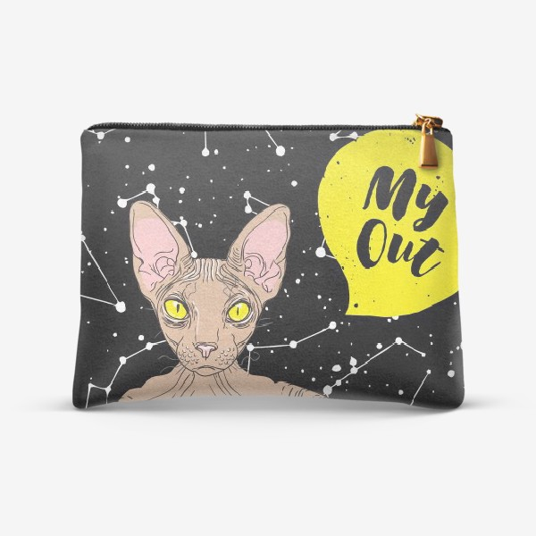 Косметичка «My Out Cat»
