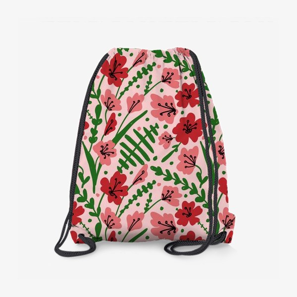 Рюкзак «Маки»