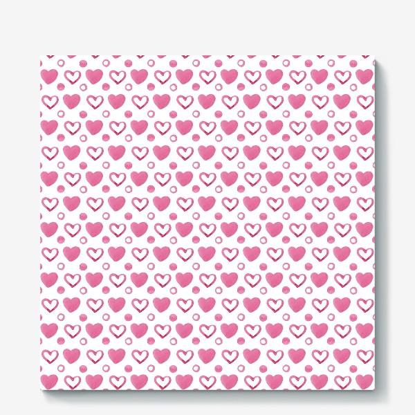 Холст «Love»