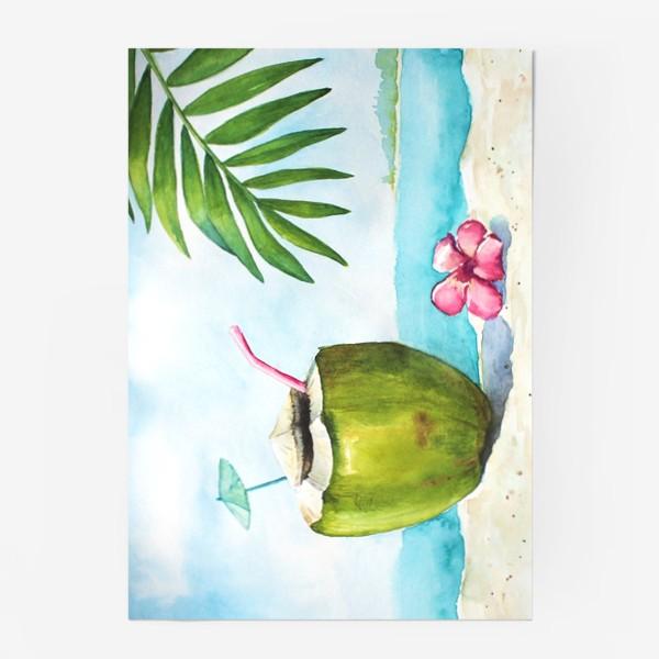 Постер «Тропический рай»