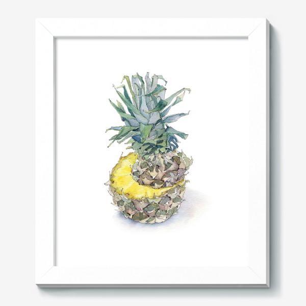 Картина «Pineapple»