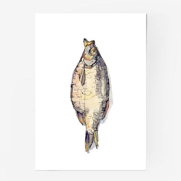 Постер «Big Fish»