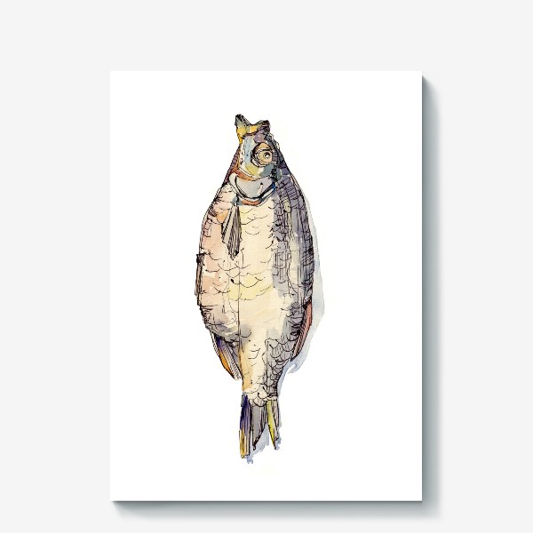Холст «Big Fish»