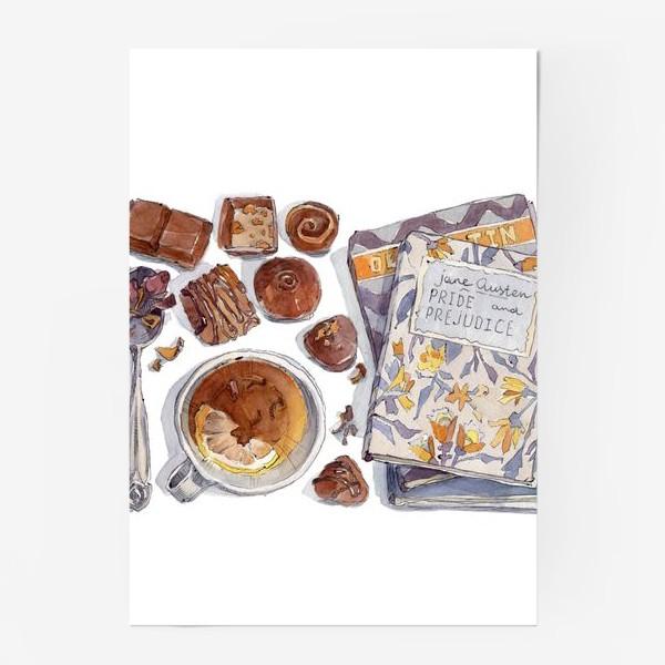 Постер «Сладкий Ноябрь»