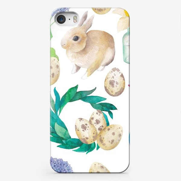 Чехол iPhone «Весна в моем сердце»