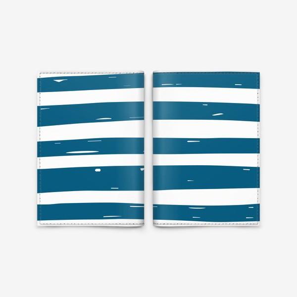 Обложка для паспорта «Морское вдохновение»