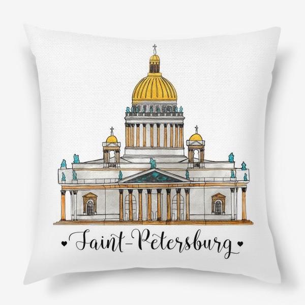 Подушка «St. Petersburg»