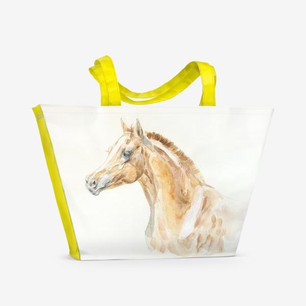 Пляжная сумка «жеребенок»