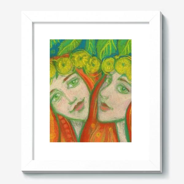 Картина «Одуванчики»