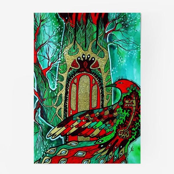 Постер «Сказочная Птица»