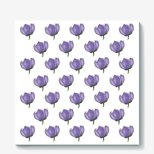 Холст «violet»