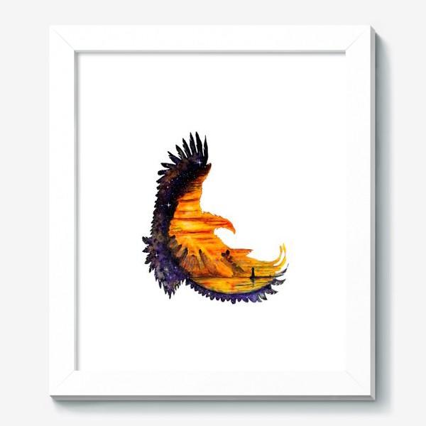 Картина «Орел и звезды»