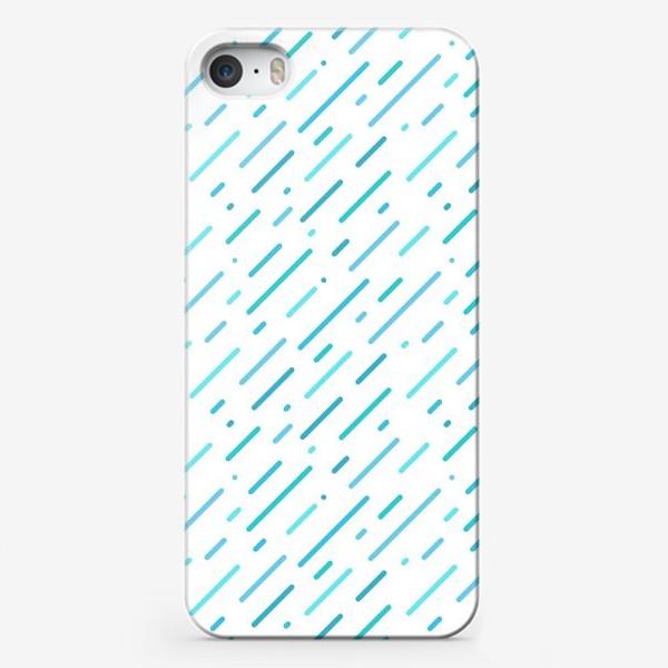 Чехол iPhone «Дождь»