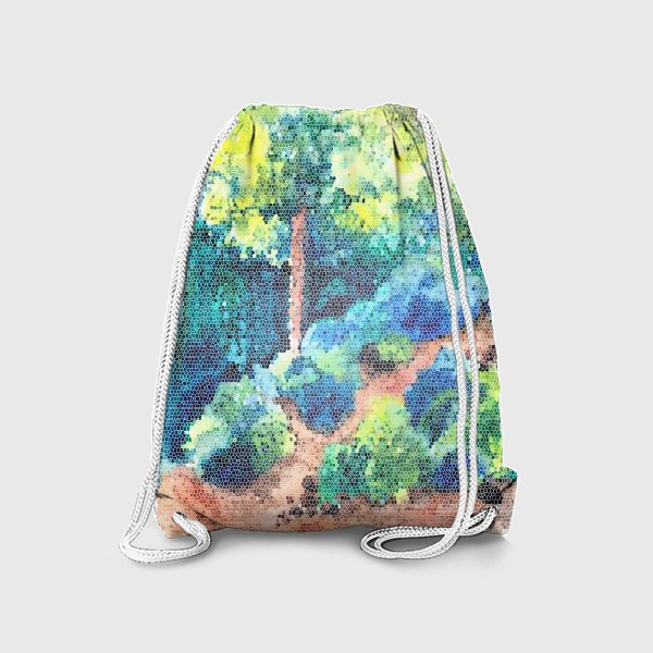 Рюкзак «Летний лес»