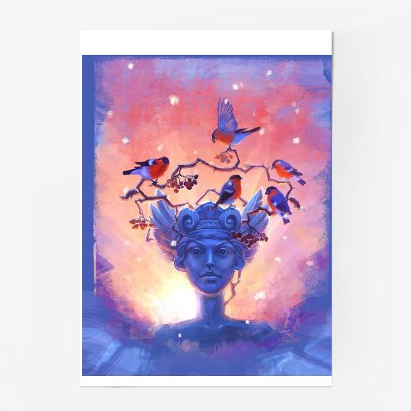 Постер «Frozen »