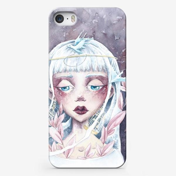 Чехол iPhone «птичница»