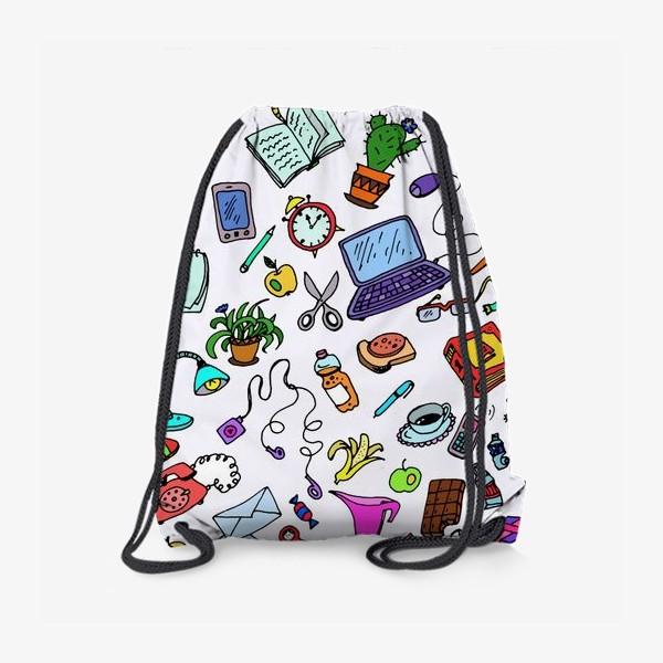 Рюкзак «Рабочий стол»