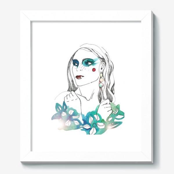 Картина «flowers»
