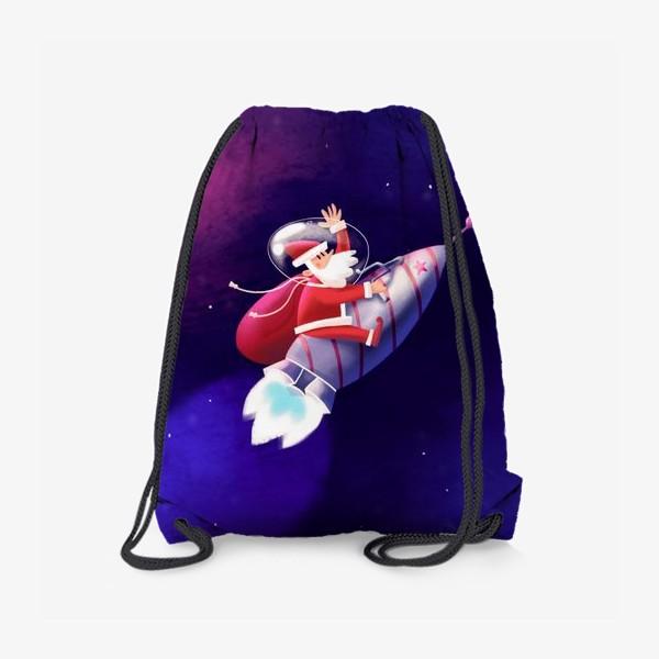 Рюкзак «Дед Мороз»