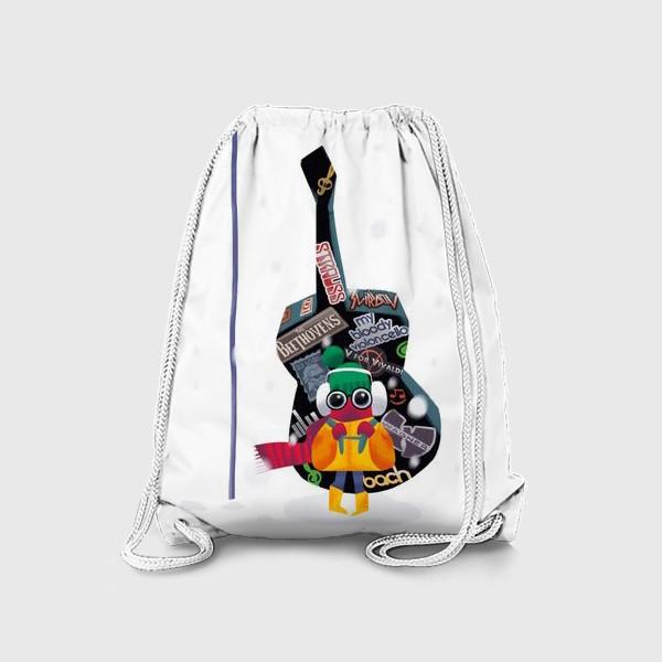 Рюкзак «Юный музыкант»