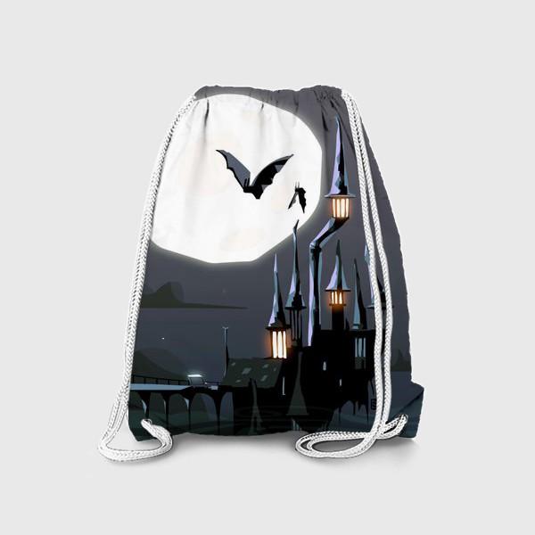 Рюкзак «Замок Дракулы»