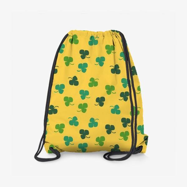 Рюкзак «Ирландский клевер»