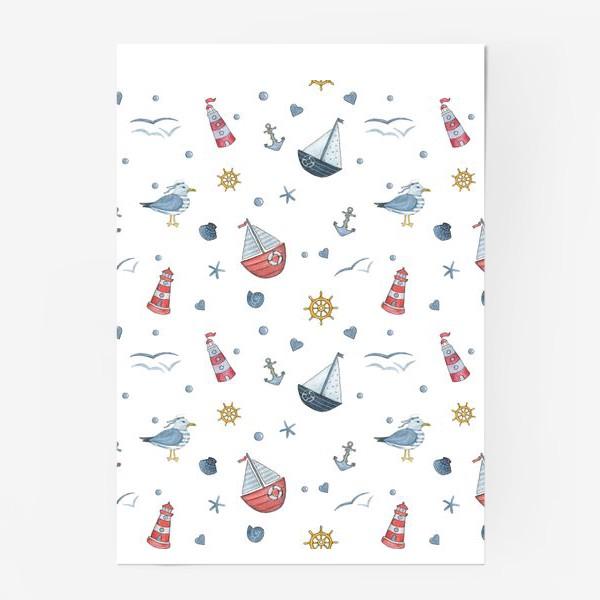 Постер «Nautical»