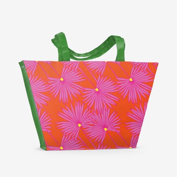 Пляжная сумка «Гавайские мотивы»