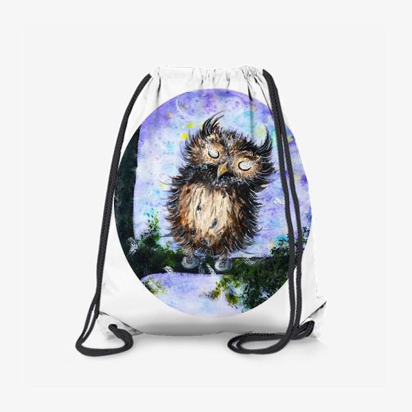Рюкзак «Совенок»