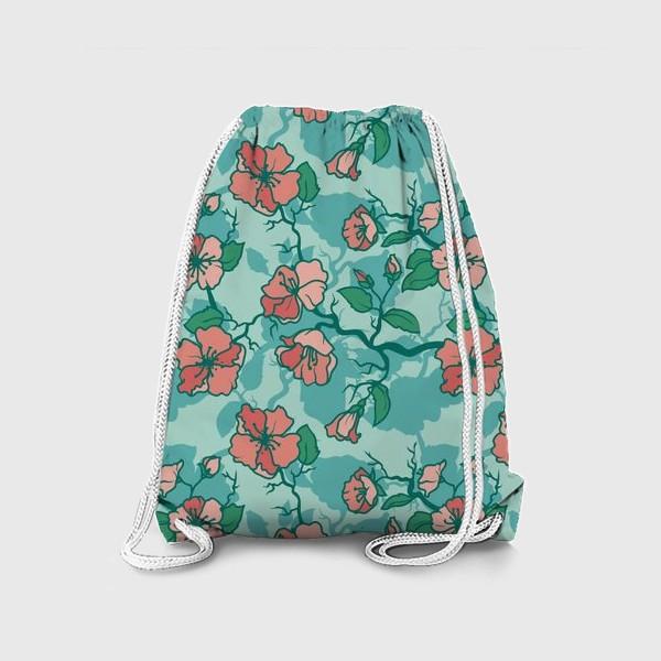 Рюкзак «Цветение»
