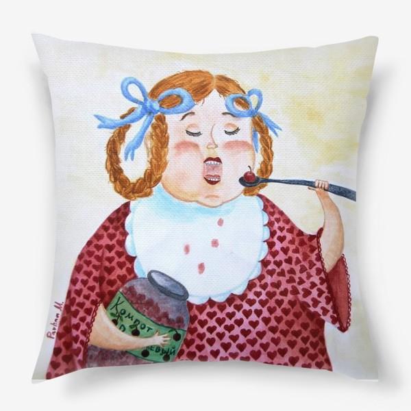 Подушка «Маруся»