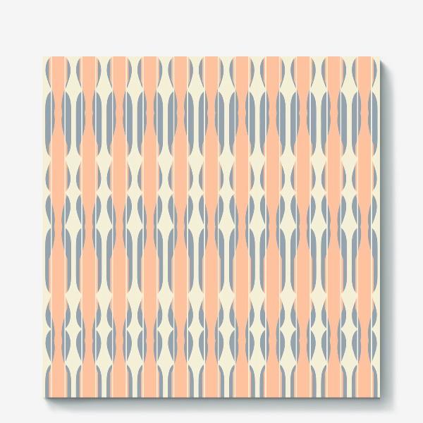 "Холст «Паттерн ""Абрикосовая калитка"" (Pattern ""Apricot Gate"")»"