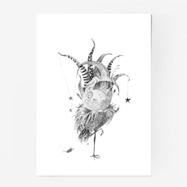 Постер «Зиморок»