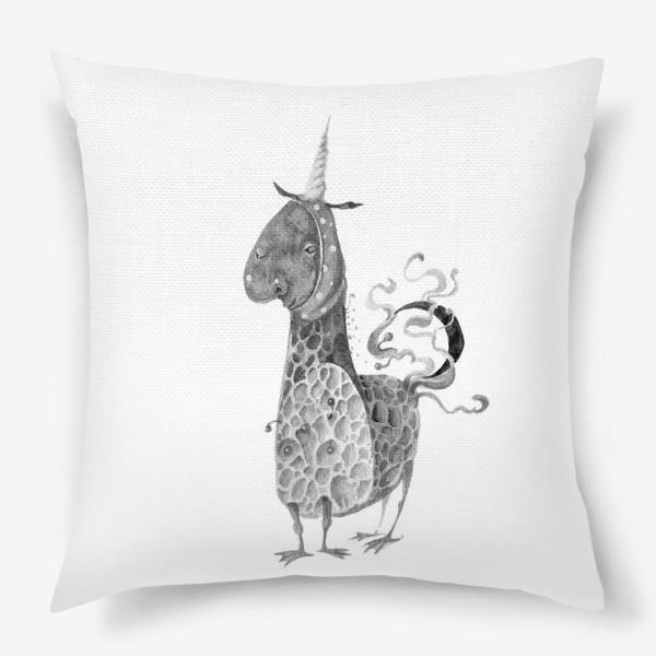 Подушка «Однорожик»