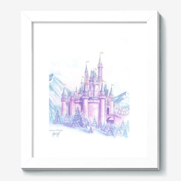 Картина «Сказочный замок»