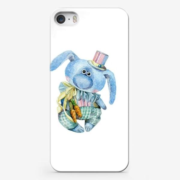 Чехол iPhone «Mr. Carrot (коллекционная игрушка Тетюшиной Ольги)»