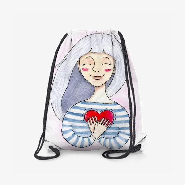 Рюкзак «Счастье внутри»