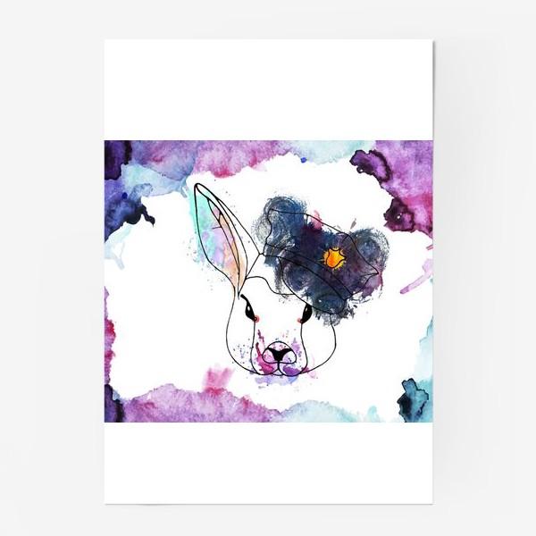 Постер «Кроль в фуражке»