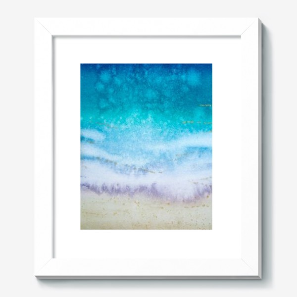 Картина «Море абстракция»
