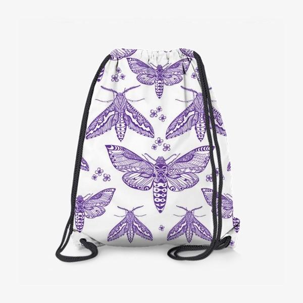 Рюкзак «Бражники зентарт»