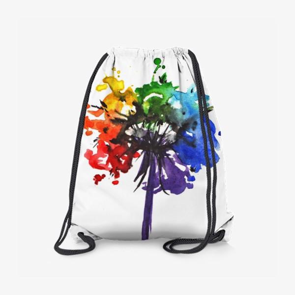 Рюкзак «Цветик-семицветик»
