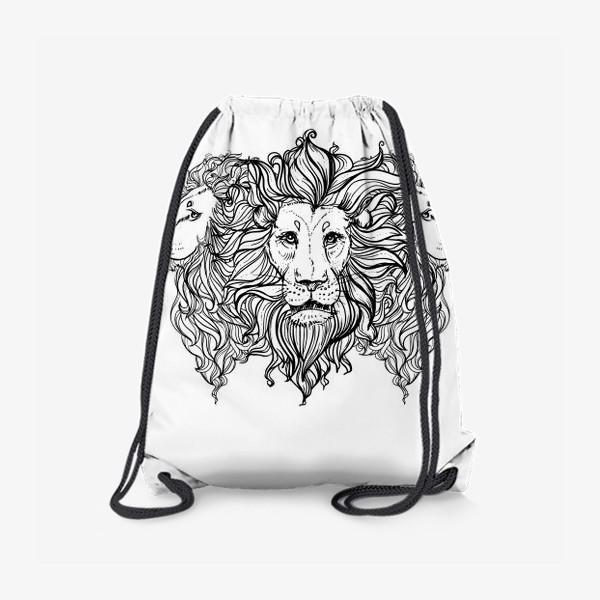Рюкзак «Лев. Три льва»