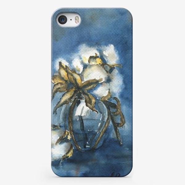 Чехол iPhone «Натюрморт с хлопком»