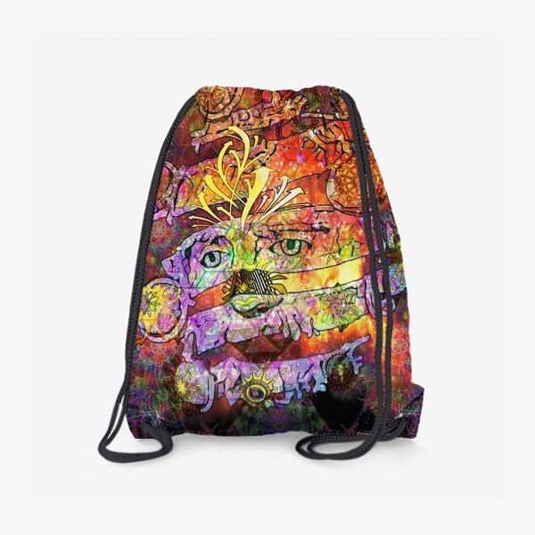 Рюкзак «Хранитель позитивных энергий»
