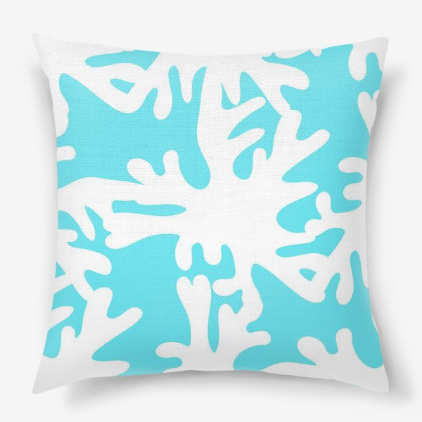 Подушка «Коралловый риф»
