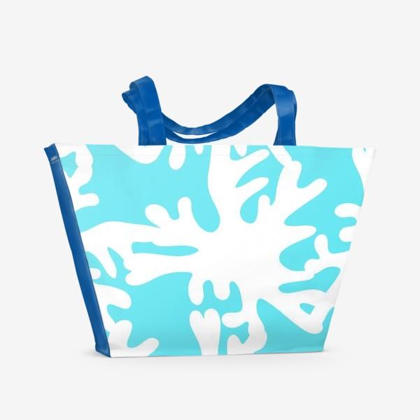 Пляжная сумка «Коралловый риф»