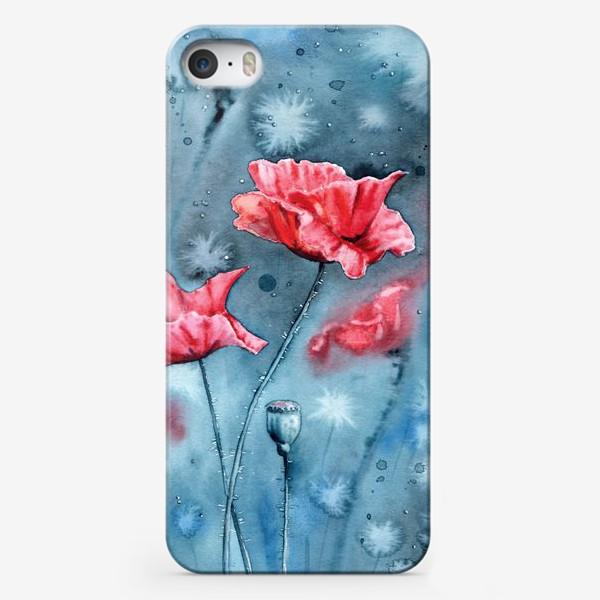 Чехол iPhone «Маки. 3»