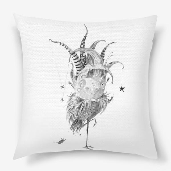Подушка «Зиморок»