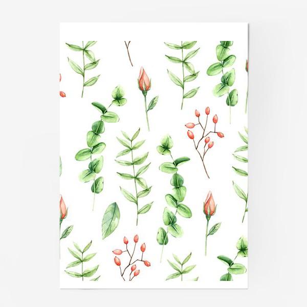 Постер «Spring bloom»