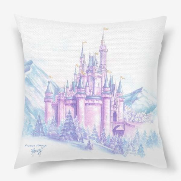 Подушка «Сказочный замок»